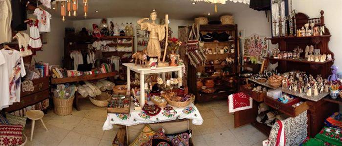 Predajňa v Bratislave
