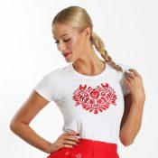 Tričko s ľudovým motívom