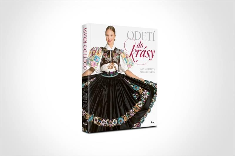 Kniha Odetí do krásy pre milovníkov ľudového umenia | PARTA
